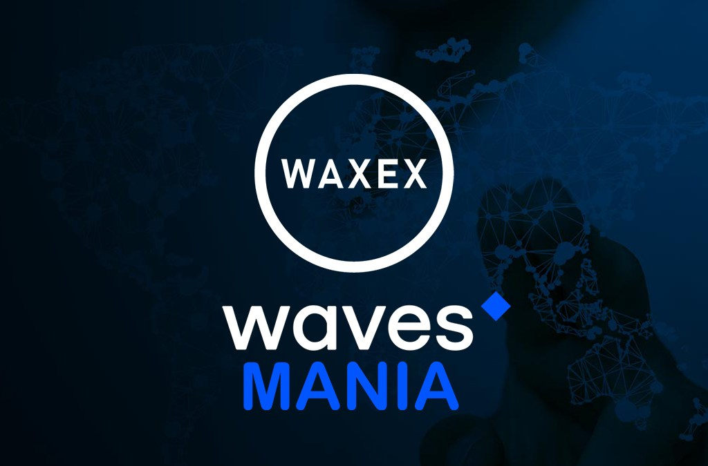 WAXEX partners with Waves Mania, online gaming built on Waves Platform