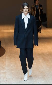 Céline Masculine Suit