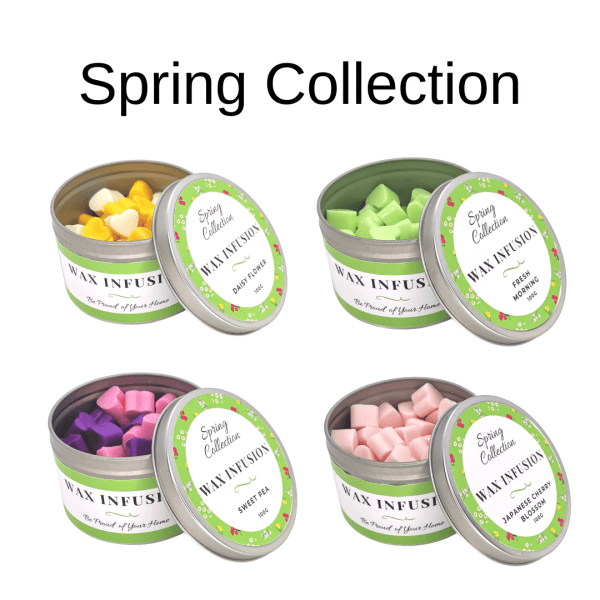 Spring Collection Wax melts