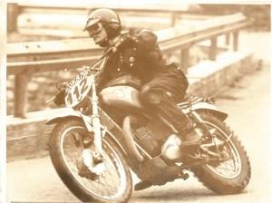 jon tye 1968 isdt wearing barbour jacket 22