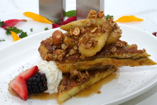 Espresso French Toast