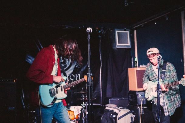 Band - BRXTN show:Old blue