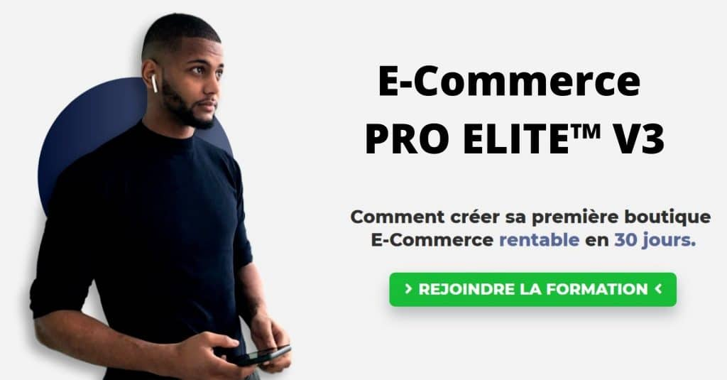 Yomi Denzel Formation E-Commerce PRO ELITE™ V3