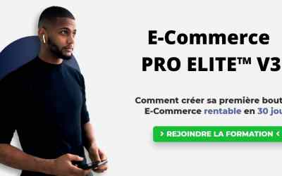 Formation dropshipping : avis complet et impressions