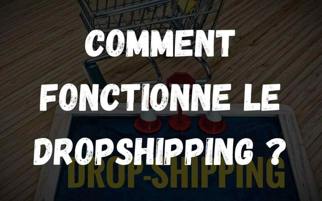 Comment fonctionne le dropshipping ?