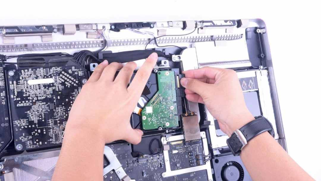 Réparer des ordinateurs