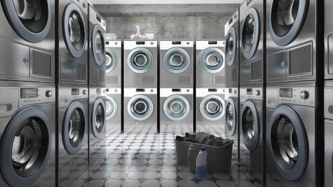 Monter votre laverie automatique
