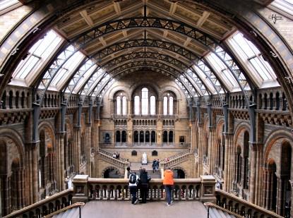 Museum of Natural History, London, England, 18 May 2013.