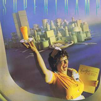 Supertramp – Breakfast In America – SP-3708 – US Press - LP Vinyl Record