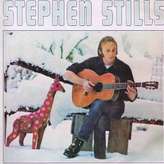 Stephen Stills – Stephen Stills – Atlantic 2401004 - LP Vinyl Record