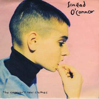Sinéad O'Connor – The Emperor's New Clothes - ENY 633 - 7-inch Record