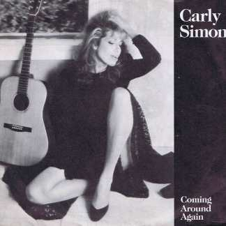 Carly Simon – Coming Around Again - 108 912 - 7-inch Vinyl Record