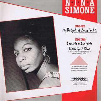 Nina Simone – My Baby Just Cares For Me – Charly CYZ112 – 12-inch Vinyl Record