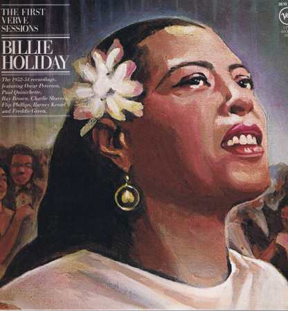 Billy Holiday - The First Verve Sessions - 2610 027 - 2-LP Record