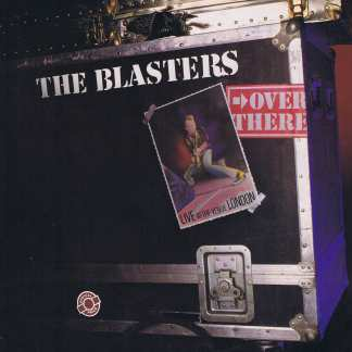 The Blasters - Over There - 92.3735-1 - LP Vinyl Record