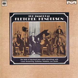 The Immortal Fletcher Henderson - LP Vinyl Record