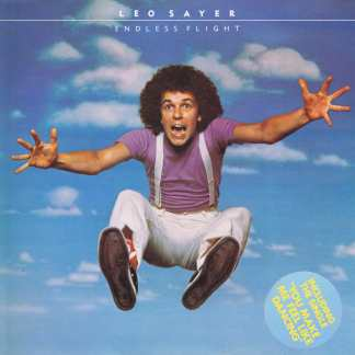 Leo Sayer - Endless Flight - CHR 1125 - LP Vinyl Record