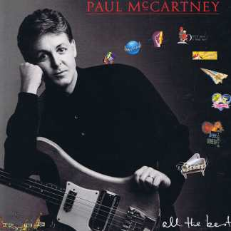 Paul McCartney – All The Best - PMTV 1 – 2-LP Vinyl Record
