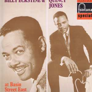 Billy Eckstine & Quincy Jones - At Basin Street East - SFL 13039