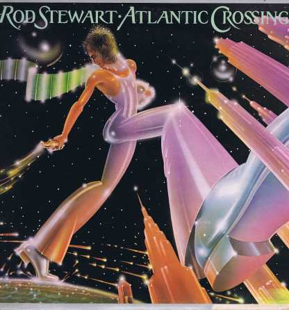 Rod Stewart – Atlantic Crossing - LP Vinyl Record