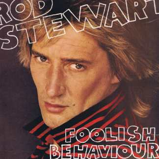 Rod Stewart - Blondes Have More Fun - RVLP8 - LP Vinyl Record