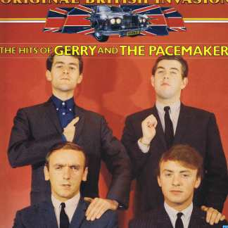The Hits Of Gerry And The Pacemakers ‎– 1A 046-1064741 - LP Vinyl Record