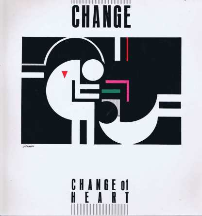 Change – Change Of Heart - 240 439-1 - LP Vinyl Record