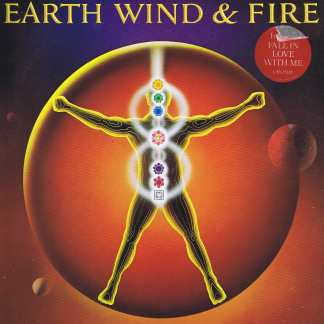 Earth Wind & Fire – Powerlight – A2 / B1 - LP Vinyl Record