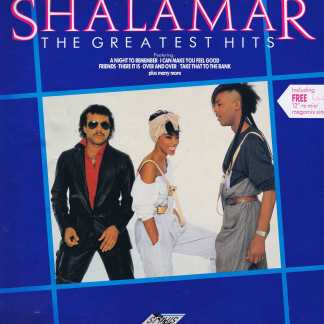 Shalamar - The Greatest Hits - SMR 8615 - 2-LP Vinyl Record
