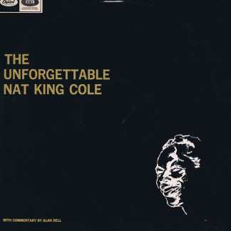 Nat King Cole - The Unforgettable Nat King Cole - SW 20664 – LP Vinyl Record