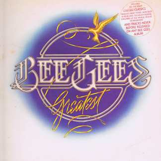 Bee Gees - Bee Gees Greatest - RSDX 001 - 2-LP Vinyl Record