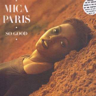 Mica Paris - So Good - BRLPX 525 - LP Vinyl Record