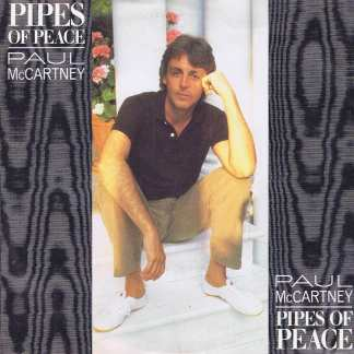 Paul McCartney – Pipes of Peace – R6064 - 7-inch Vinyl Record