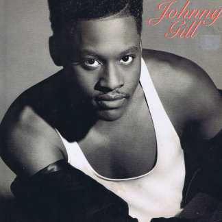Johnny Gill – Johnny Gill - ZL72698 - LP Vinyl Record
