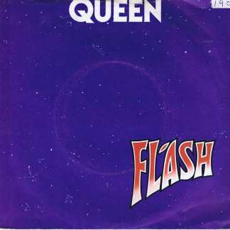 Queen - Flash – EMI 5126 - 7-inch Vinyl Record
