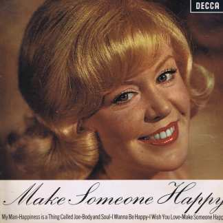 Kathy Kirby – Make Someone Happy – LK 4746 - LP Vinyl Record