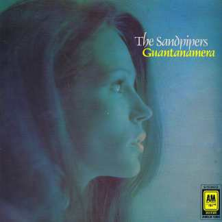 The Sandpipers – Guantanamera - AMLB 1004 - LP Vinyl Record