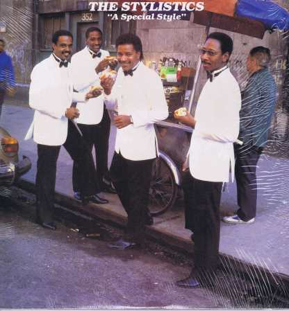 The Stylistics – A Special Style - SW 3305 - LP Vinyl Record