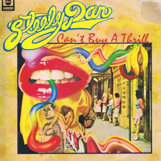 Steely Dan - Can't Buy A Thrill - ABCL 5024 - LP Vinyl Record