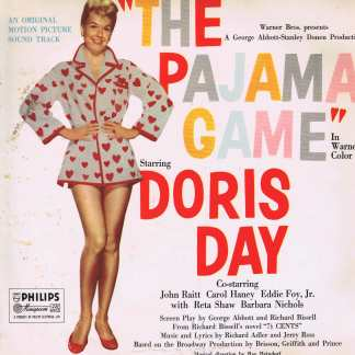 Doris Day - The Pajama Game - BBL 7197 - LP Vinyl Record
