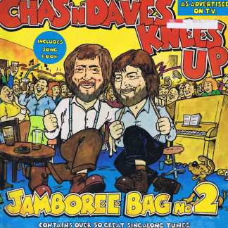 Chas & Dave – Chas'N'Daves Knees Up - ROC 911 - LP Vinyl Record