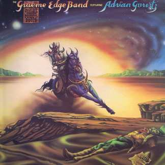 Graeme Edge Band ‎– Kick Off Your Muddy Boots - Threshold THS 15 - LP Vinyl Record