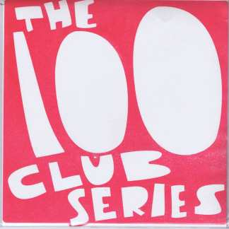 Bloomer – The 100 Club Series - ODD060 - 7-inch Record