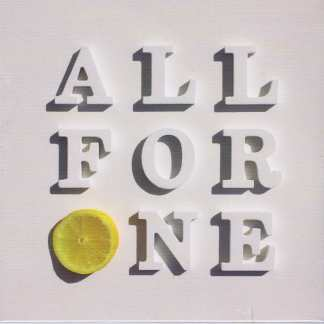 The Stone Roses – All For One - VS 2138 - 7-inch Record