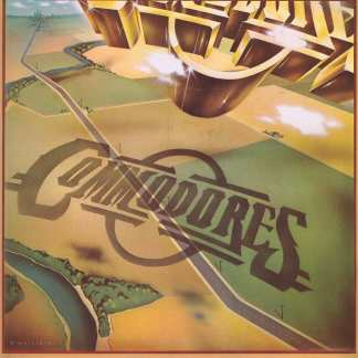 Commodores - Natural High ‎– STML 12087 - Motown LP Vinyl Record
