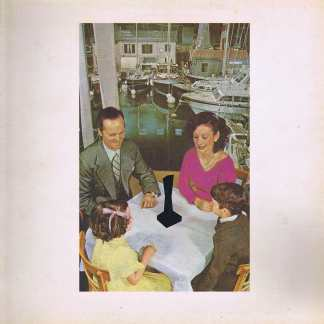 Led Zeppelin - Presence - SSK 59402 - LP Vinyl Record