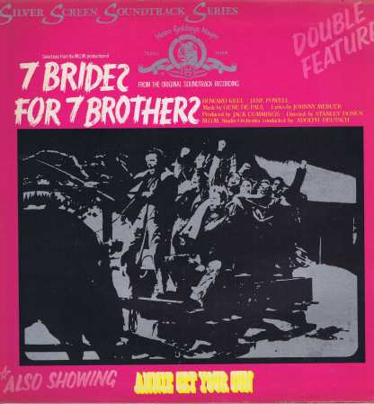 Double Feature: 7 Brides For 7 Brothers / Annie Get Your Gun – 2353 032 - LP Vinyl Record