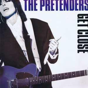 The Pretenders – Get Close – WX 64 – LP Vinyl Record
