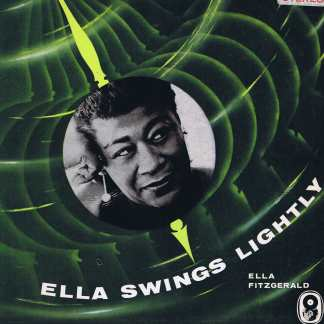 Ella Fitzgerald - Ella Swings Lightly – ST 483 - LP Vinyl Record
