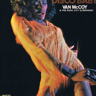 Van McCoy & The Soul City Symphony - Disco Baby – AVCO 9109 00 4 - LP Vinyl Record